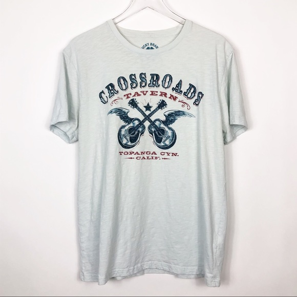bd688d3c7 Lucky Brand Shirts   Crossroads Tavern Topanga Cali   Poshmark